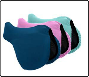 Cotton Saddle Covers