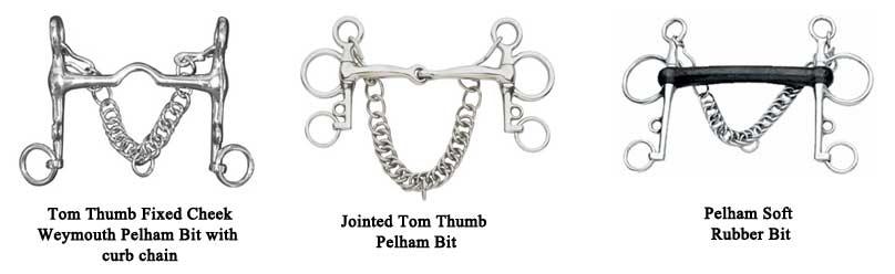 Pelham Bits